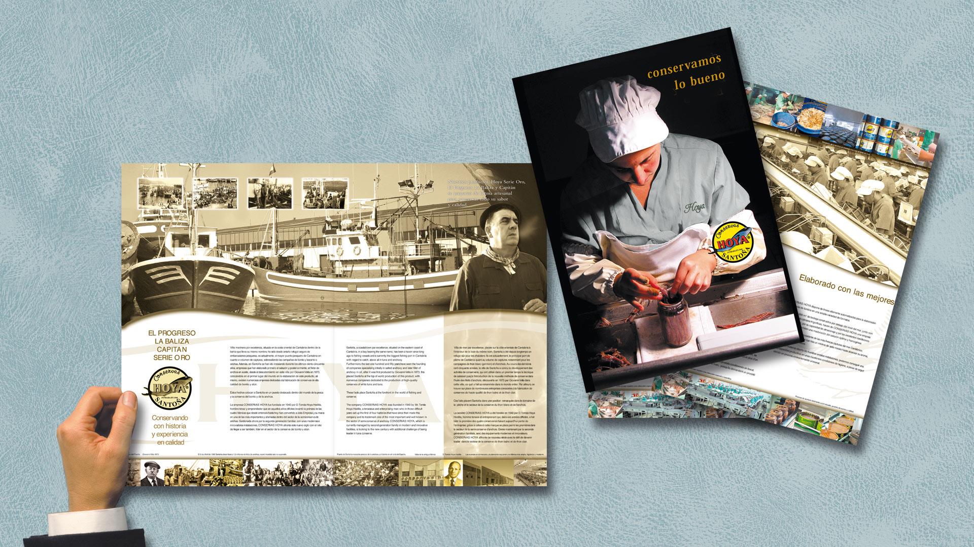 Catálogo Conservas HOYA