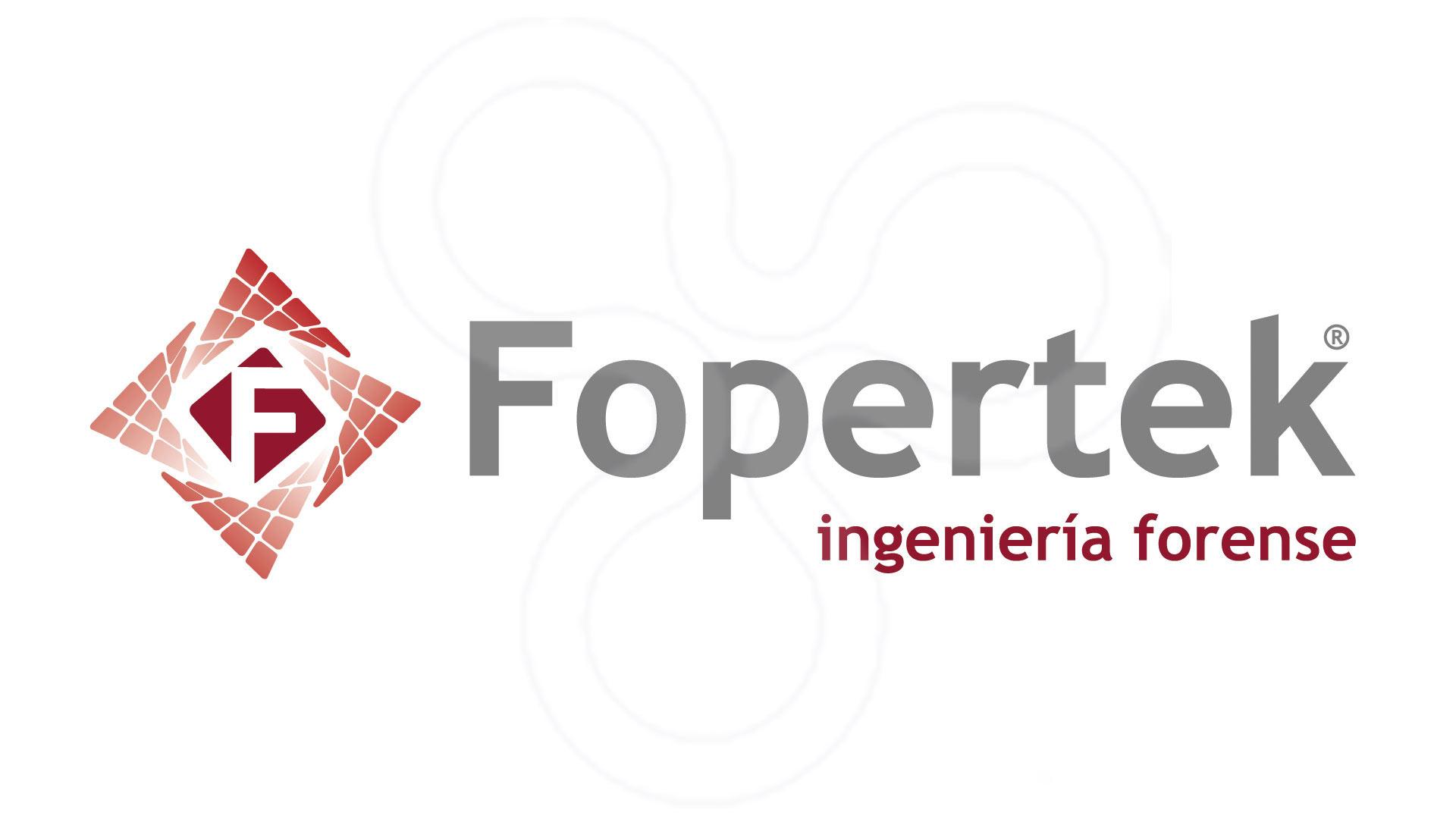 Identidad corporativa para FOPERTEK